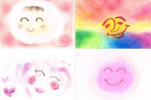 笑顔の絵1~120